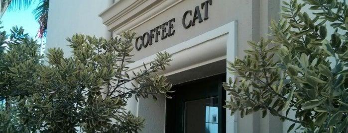 Coffee Cat is one of I <3 Santa Barbara.