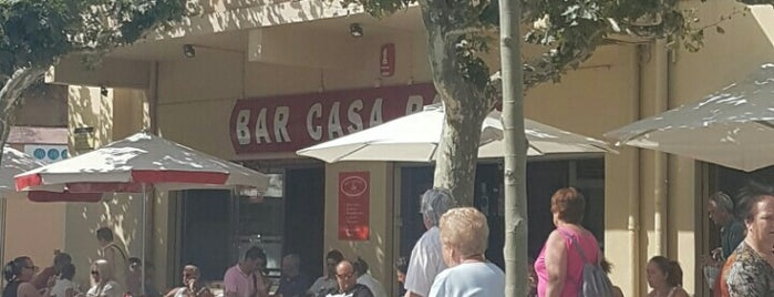 Bar Casa Paco is one of RESTAURANTS PENDENTS CAMP TARRAGONA.