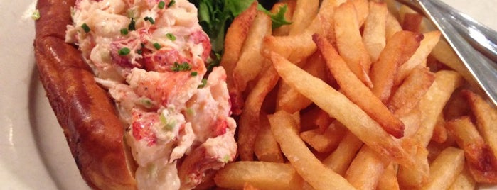 Ed's Lobster Bar is one of NYC.