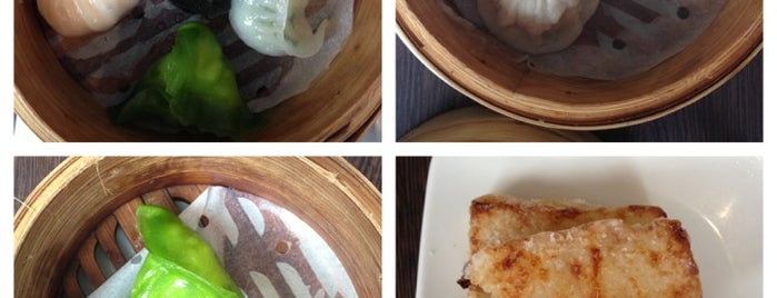 Dim Sum House is one of An Aussie's fav spots in London.