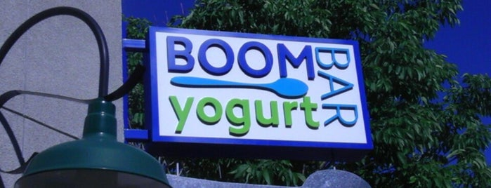 Boom Yogurt Bar is one of Andreaさんのお気に入りスポット.