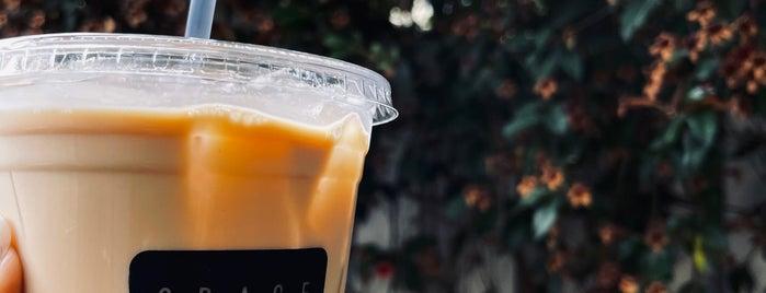 Grace Street Coffee is one of DC/VA.
