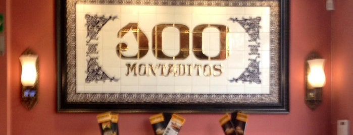 100 Montaditos is one of GDL.