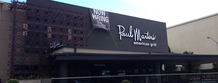 Paul Martin's American Grill is one of I've Been Here!.