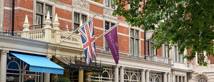 Jean Georges is one of Mayfair List.