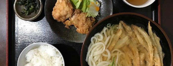 麺酒房 たもん is one of うどん 行きたい.