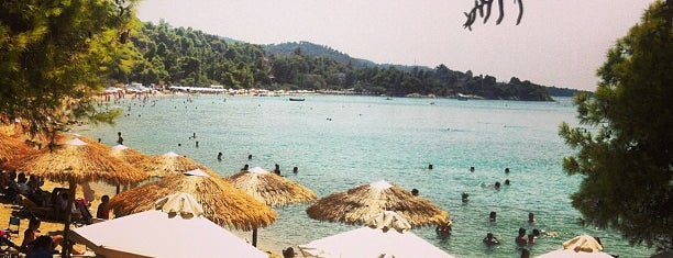 Kalogria Beach is one of Best Greek Beaches.