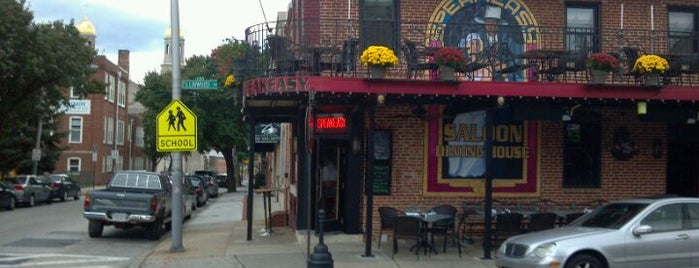 Speakeasy Saloon & Dining House is one of Canton Tour.