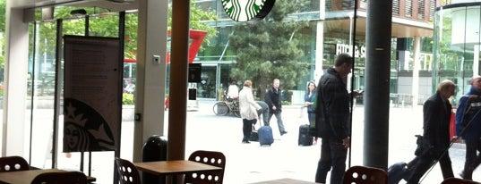 Starbucks is one of Flexplek020.nl.