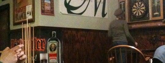 Finn MacCool's is one of Seattle Nightlife.