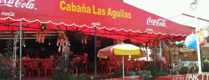 Cabaña Las Águilas is one of Lugares favoritos de Barrita.