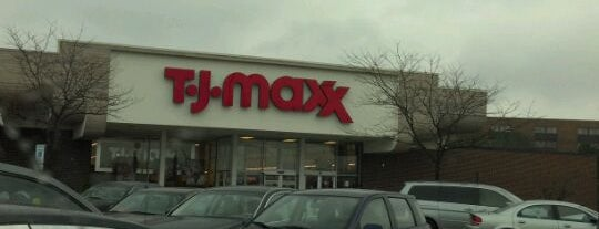 T.J. Maxx is one of Great stores for discounts, etc.