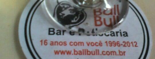 Ball Bull is one of Curitiba Old School.