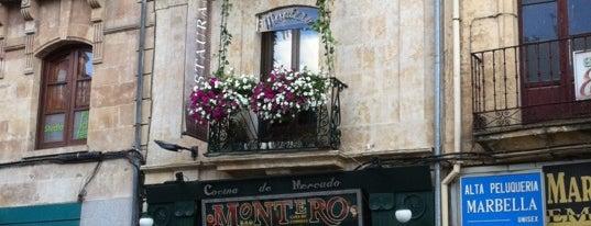 Casa Montero is one of Terrazas Salamanca.