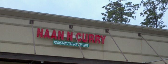 Naan n Curry is one of Vegetarian.