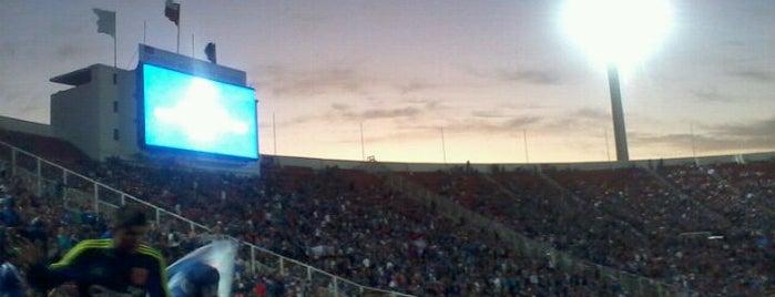 Estadio Nacional Julio Martínez Prádanos is one of Best Stadiums.