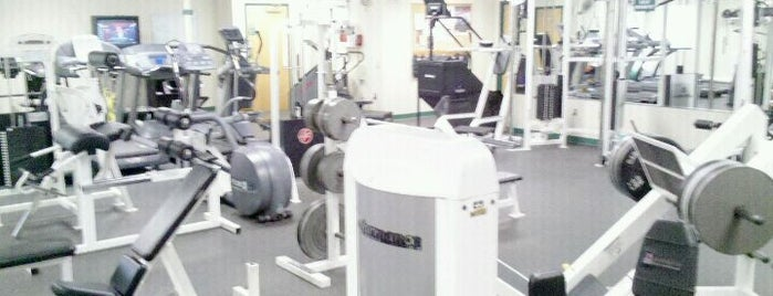 PFD Admin Gym is one of Orte, die Doug gefallen.