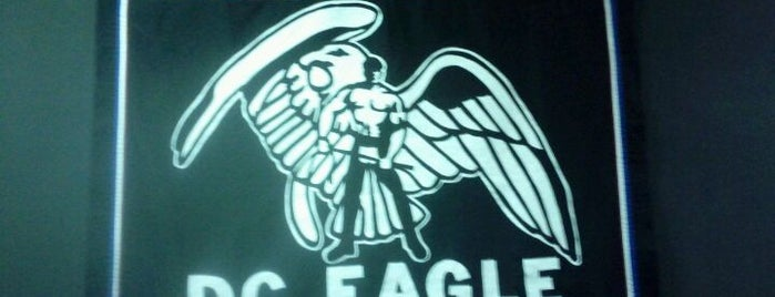 DC Eagle is one of A Gay Guide to DC.