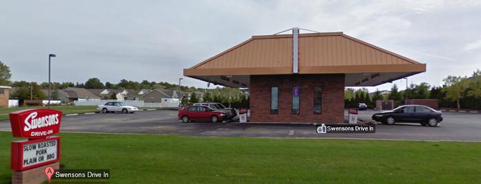 Swensons is one of Ohio Burgers.