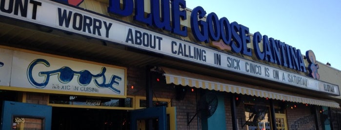 Blue Goose Cantina is one of Dallas.