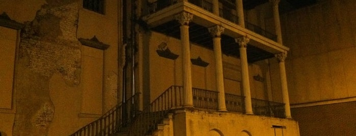 Old Candler Hospital is one of Savannah Highlights!.