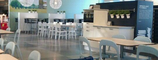 Restaurante Ikea is one of สถานที่ที่บันทึกไว้ของ jose.