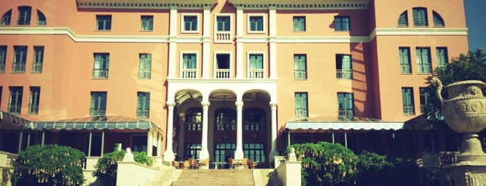 Hotel Villa Padierna is one of Spain.