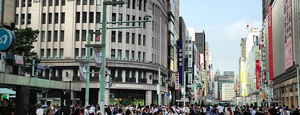 Ginza is one of nikkinihon.