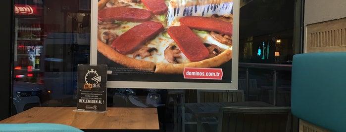 Domino's Pizza is one of Lugares favoritos de KULLANMIYORUM.