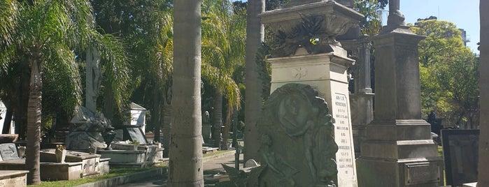Cementerio Central is one of yuruguay.