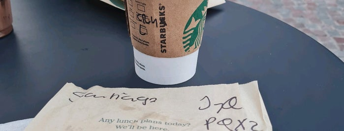 Starbucks is one of Uruguay.