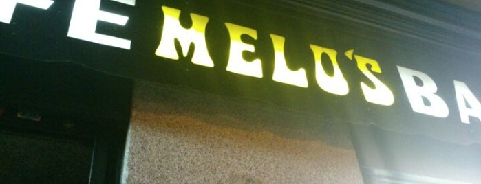 Melo's Café Bar is one of Madrid: Restaurantes +.