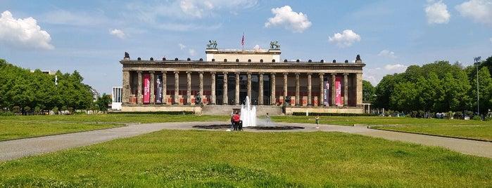 Schlossplatz is one of World Traveling via Instagram.