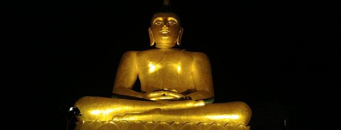Big Buddha is one of Laos.