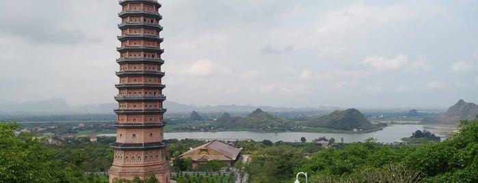 Tượng Phật Di Lặc|Chùa Bái Đính is one of Ninh Binh.