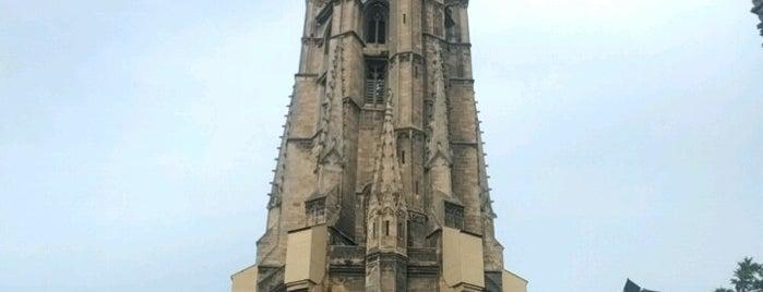 Flèche de la Basilique Saint-Michel is one of Bordeaux.