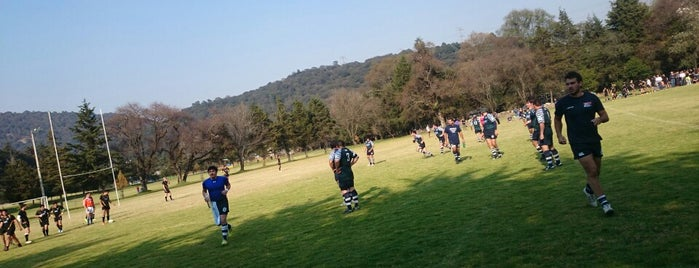 Rugby is one of Lugares favoritos de Brend.