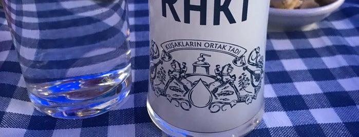 Kravatlı Balıkçı is one of สถานที่ที่ Çiçek ถูกใจ.