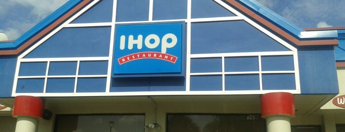 IHOP is one of Miami to do.