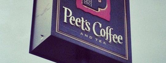 Peet's Coffee & Tea is one of Калифорния.