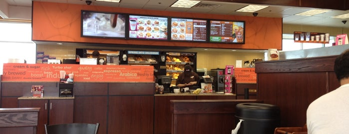 Dunkin' is one of 24 Hour.