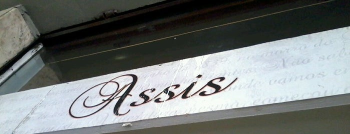 Assis Restaurante e Livraria is one of Fernando 님이 저장한 장소.