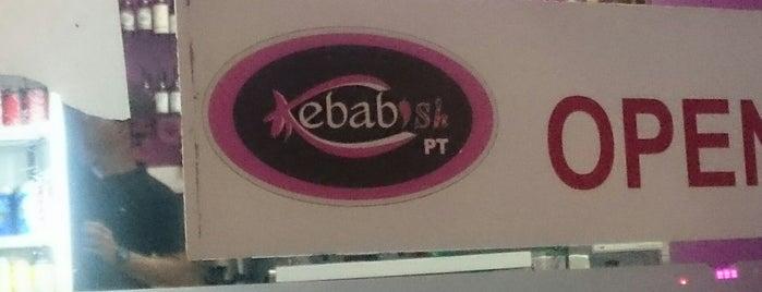 Kebabish PT is one of Marco : понравившиеся места.