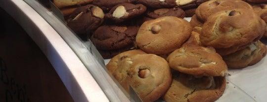 Ben's Cookies is one of bucket list - dessert shop.