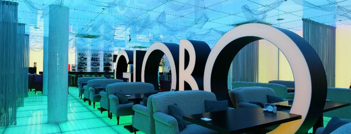 GLOBO is one of The 20 best value restaurants in Moscow, Russia.