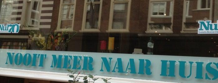 Café-Restaurant Nul70 is one of Den Haag.
