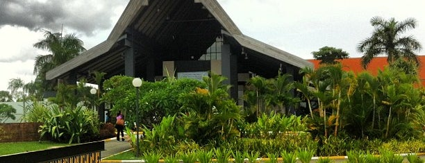 Aéroport International de Siem Reap (REP) is one of Places around da world....