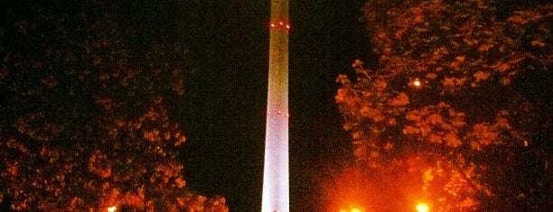 Fernmeldeturm / Europaturm is one of SMS FRANKFURT Group Travel 님이 좋아한 장소.