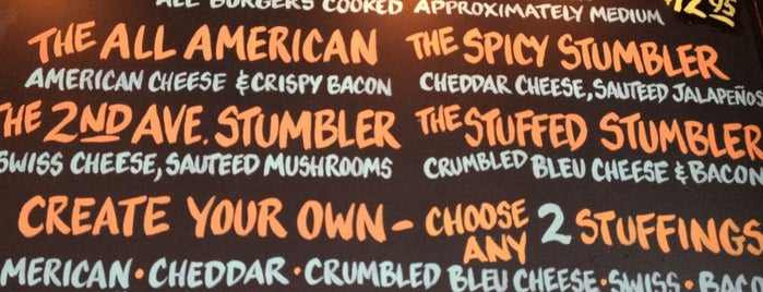 The Stumble Inn is one of Places I want to EAT!!!.