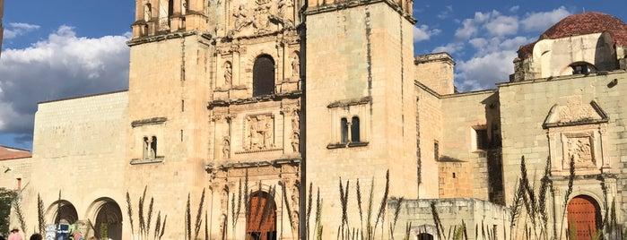 Templo de Santo Domingo de Guzmán is one of Oaxaca, Mexico.